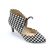 Houndstooth Shootie by Midnight Velvet