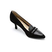 Velvet Sparkle Shoe by Classique