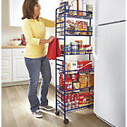 Metal Thinman Pantry