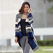 aztec stripe sweater 115