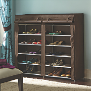 Double Shoe Rack