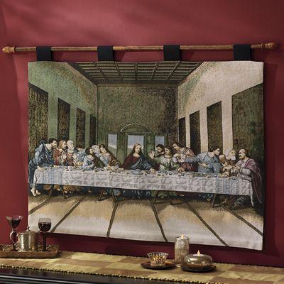 Last Supper Tapestry from Midnight Velvet 725317