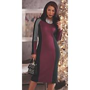 Rocio Color Block Dress