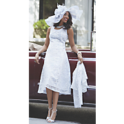 Lucerne Jacket Dress and Lucerna Hat
