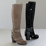 Total Suede Boot by Fergie