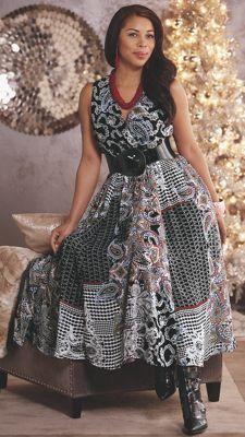 Demi Surplice Dress