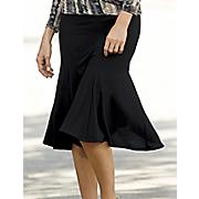 crepe skirt 123