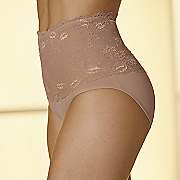 lace top shaping brief