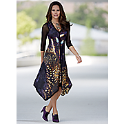Darcia Marble Dress