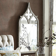 arched castle mirror