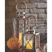 metal led lanterns