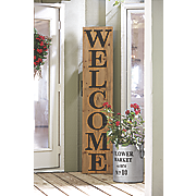 welcome sign 4