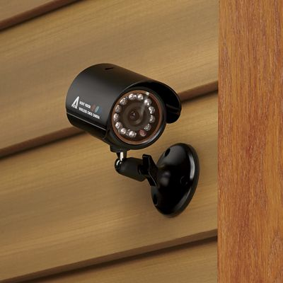 Wireless Surveillance Camera Set From Montgomery Ward