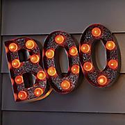 boo  marquee light