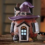 haunted pumpkin house
