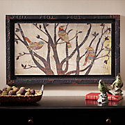 Roosting Birds Wall Art