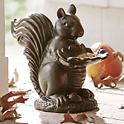 squirrel birdfeeder