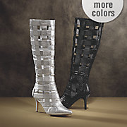 serina croc boot