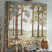 pine tree art