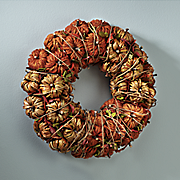 pumpkin wreath 11
