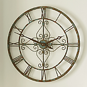 Romanesque Wall Clock