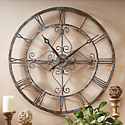 Romanesque Wall Clock
