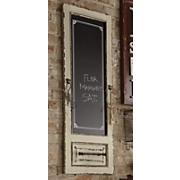 chalkboard shutter