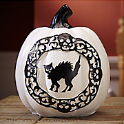 scaredy cat pumpkin