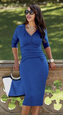 Aggie Knit Dress