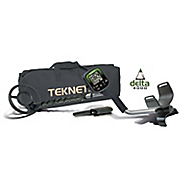 technetics delta metal detector combo