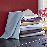 300-Thread Count Liquid Cotton Sheets