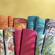 paisley sheet sets