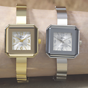 Faceted Crystal Watch
