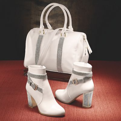 Vincentino Bag and Bootie