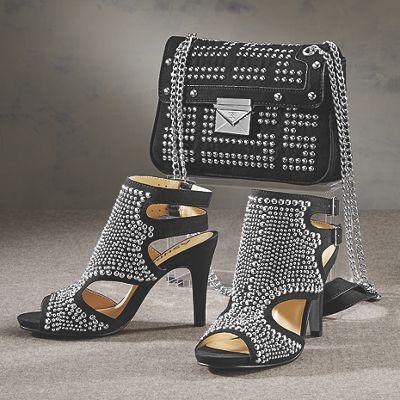 Ashlyn Bag and Shoe