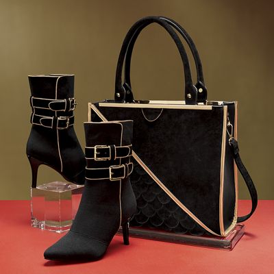 Bettencourt Bag and Bootie