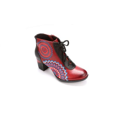 Katsura Shootie by Spring Footwear