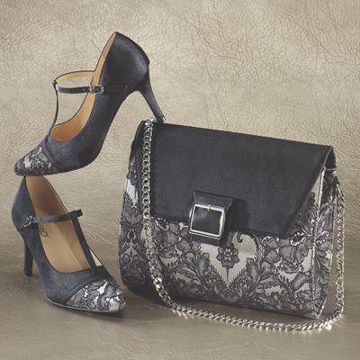 Maniginni Bag and Shoe