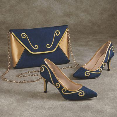 Rainara Bag and Shoe
