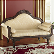 carved loveseat 28