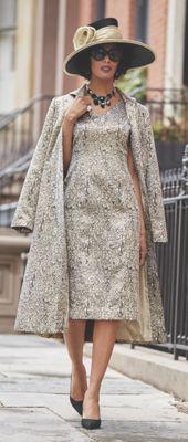 Leyla Jacket Dress