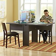 Drop Leaf Dining 3-In-1 Table