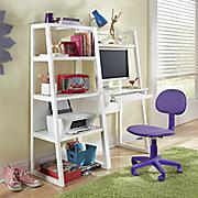 Ladder Shelf and Desk