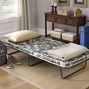 camo folding cot
