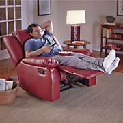 pillowtop recliner