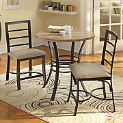 3-Piece Bistro Table Set