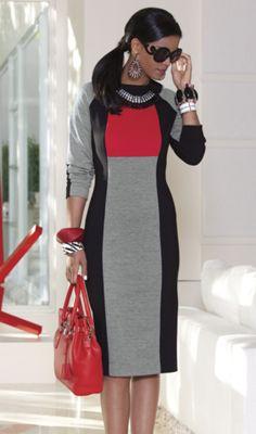 Maneeka Dress