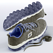 women s air sunset groove shoe by skechers