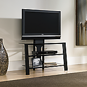 TV Stand with Wall Mount by Sauder