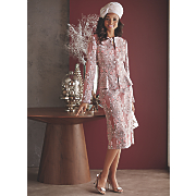 Castello Hat & Cindy Skirt Suit